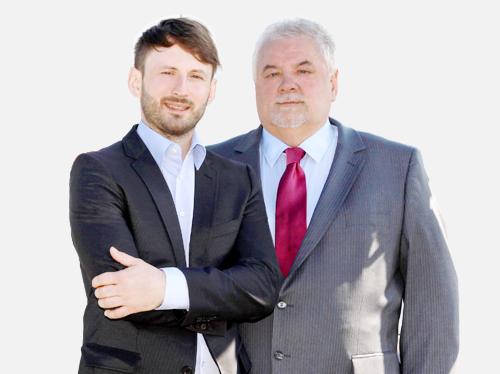 Alexander & Peter Keiels